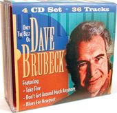 Only The Best of Dave Brubeck (4-CD)