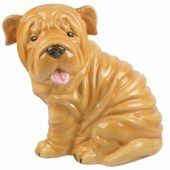 Puppy - Shar Pei Puppy - Cookie Jar