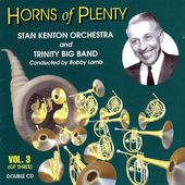 Horns of Plenty, Volume 3 (2-CD)