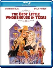 The Best Little Whorehouse In Texas (Blu-ray)