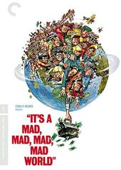 It's a Mad, Mad, Mad, Mad World (Blu-ray + DVD)