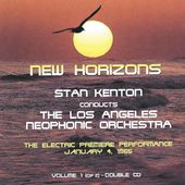 New Horizons, Volume 1 - Stan Kenton Conducts The