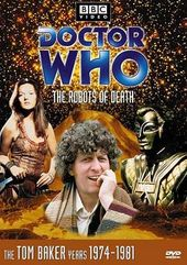 Doctor Who - #090: Robots of Death