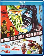 Flying Disc Man from Mars (Blu-ray)