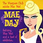 Mae Day - Masquers Club Salutes