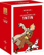 The Adventures of Tintin - Volumes 6-10 (5-DVD)