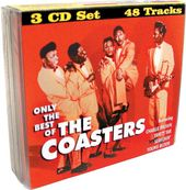 Only The Best of The Coasters (3-CD Bundle Pack)