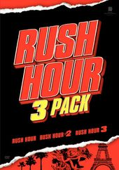 Rush Hour 1-3 Special Edition Set (4-DVD)