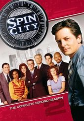 Spin City - Season 2 (4-DVD)