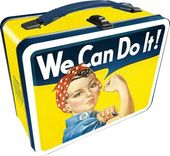 Rosie the Riveter - Lunch Box