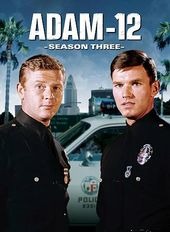 Adam-12 - Complete 3rd Season (4-DVD)