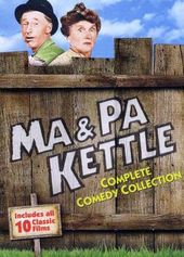 Ma & Pa Kettle - Complete Comedy Collection