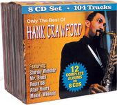 Only The Best of Hank Crawford (8-CD)