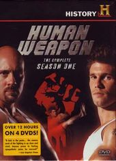 Human Weapon - Complete Season 1 (4-DVD)