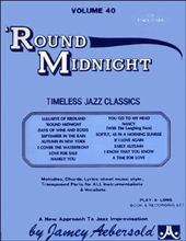 'Round Midnight [Jamey Aebersold]