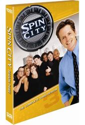 Spin City - Season 3 (4-DVD)