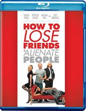How to Lose Friends & Alienate People (Blu-ray)
