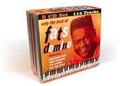 Only the Best of Fats Domino (5-CD Bundle Pack)