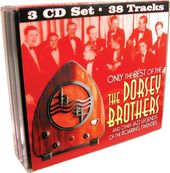 Only The Best of The Dorsey Brothers (3-CD)