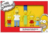 The Simpsons - Miniature Bendable Box Set
