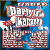 Party Tyme Karaoke - Classic Rock 2 [16-song CD+G]