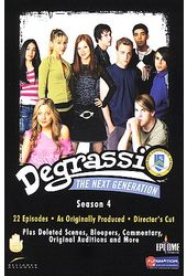 Degrassi: Next Generation - Season 4 (4-DVD)