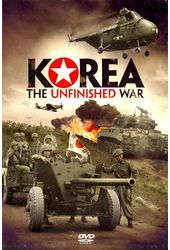 Korea: The Unfinished War [Tin] (5-DVD)