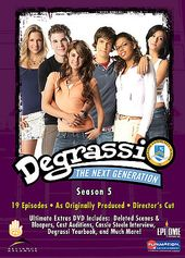 Degrassi: Next Generation - Season 5 (4-DVD)