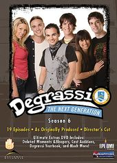 Degrassi: Next Generation - Season 6 (4-DVD)