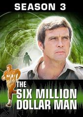 The Six Million Dollar Man - Season 3 (6-DVD)
