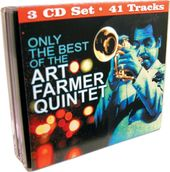 Only The Best of Art Farmer Quintet (3-CD)