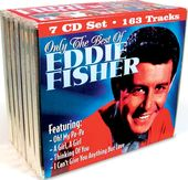Only the Best of Eddie Fisher (7-CD Bundle Pack)
