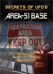 Secrets of UFO's: Area 51 Base [Thinpak]