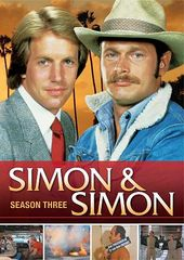 Simon & Simon - Season 3 (3-DVD)