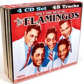 Only the Best of The Flamingos (4-CD)