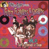 Tony The Tyger Presents Fuzz Flaykes & Shakes,
