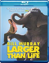 Larger Than Life (Blu-ray)