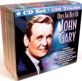 Only the Best of John Gary (6-CD Bundle Pack)