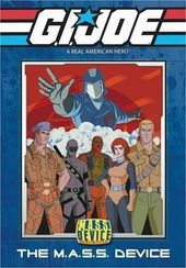G.I. Joe - M.A.S.S. Device (5 Episode Collection)