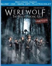Werewolf: The Beast Among Us (Blu-ray)