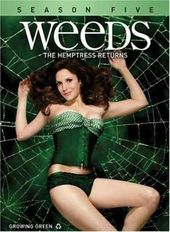 Weeds - Season 5 (3-DVD)