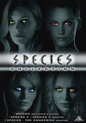 Species Collection (5-DVD)