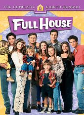 Full House - Complete 8th Season (4-DVD)