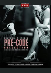 Columbia Pictures Pre-Code Collection DVD (5-Disc)