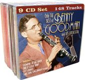 Only The Best of Benny Goodman (7-CD Bundle Pack)