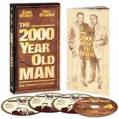 The 2000 Year Old Man (CD, DVD)