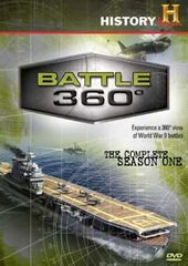 Battle 360 - Season 1 (4-DVD)