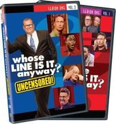 Whose Line is it Anyway? - Season 1 - Volumes 1 &