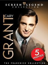 Cary Grant: Screen Legend Collection (Franchise
