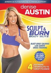 Denise Austin - Sculpt & Burn Body Blitz
